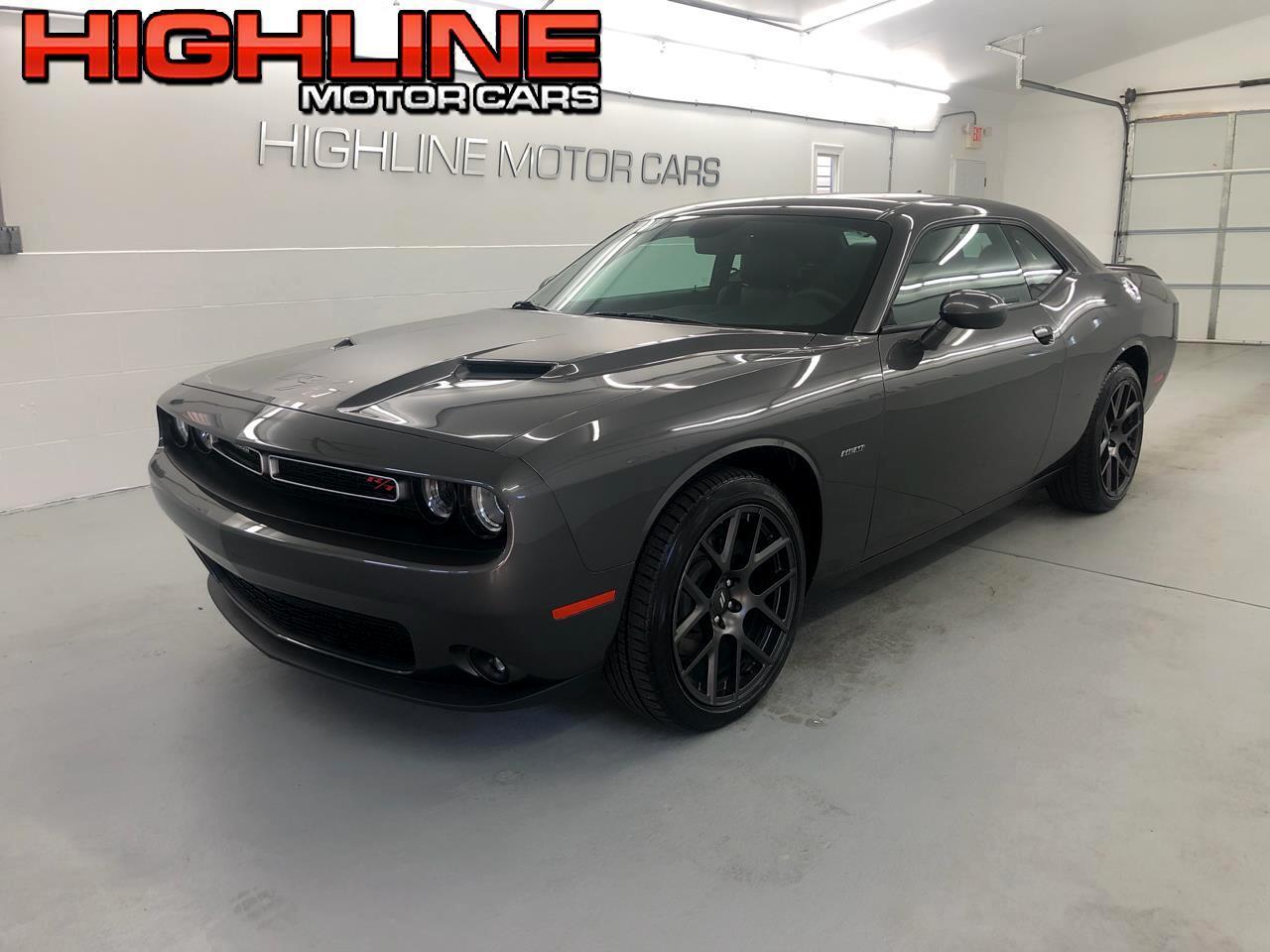 2018 Dodge Challenger R/T Plus RWD