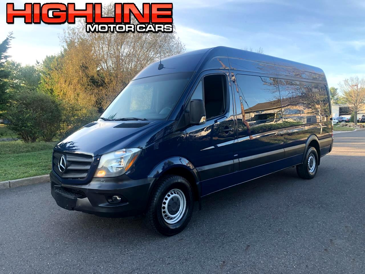 Mercedes-Benz Sprinter 2500 170-in. WB 2014