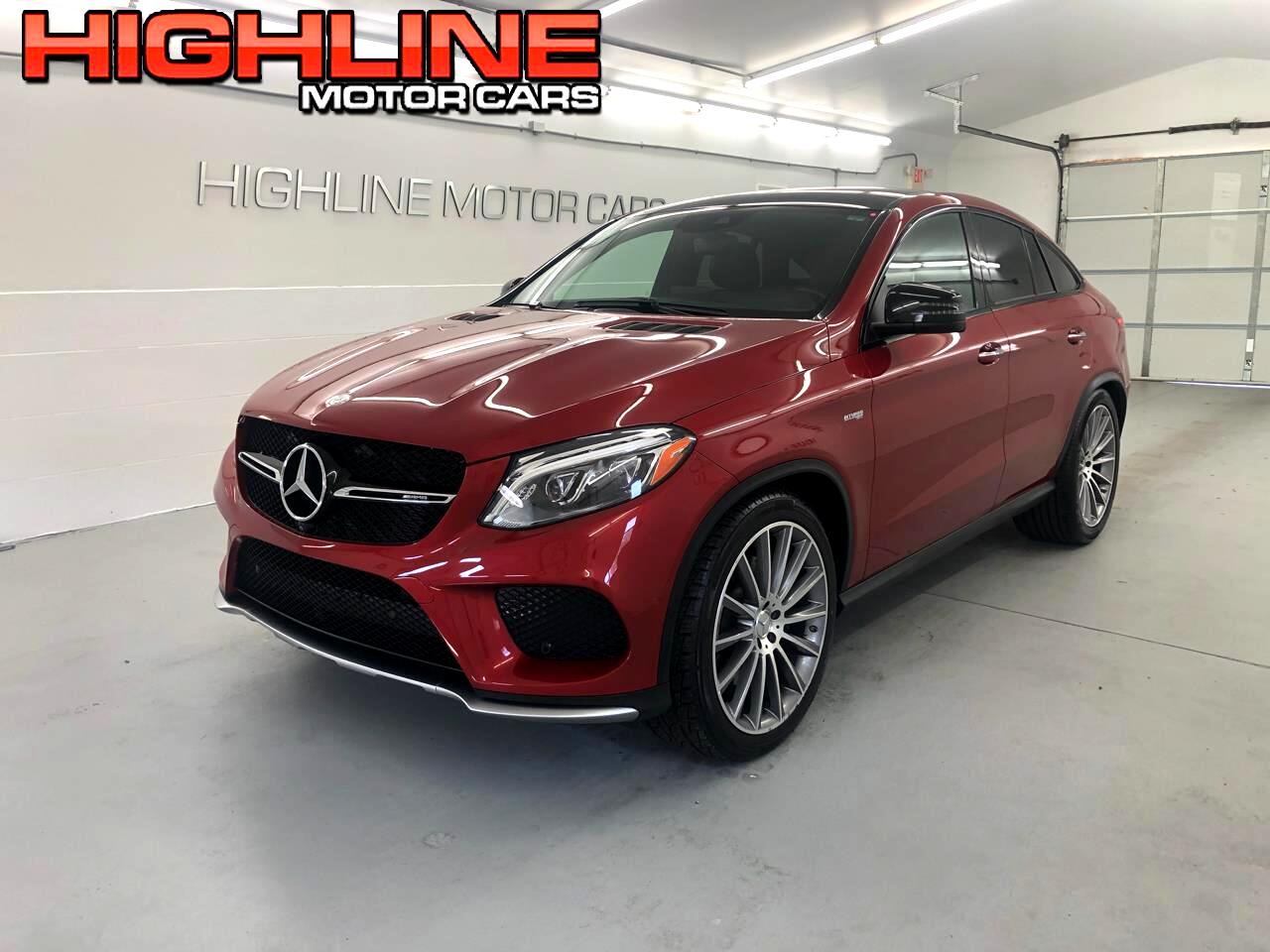 2017 Mercedes-Benz GLE-Class AMG GLE 43 4MATIC