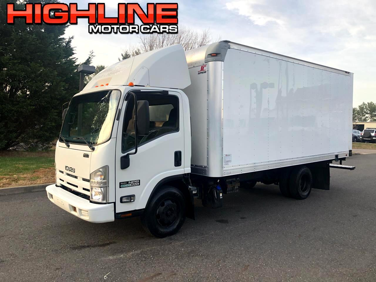 2014 Isuzu NPR DSL REG AT ECO-MAX 110