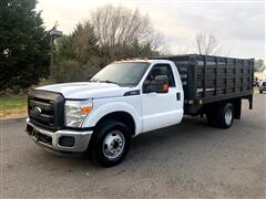 2014 Ford Super Duty F-350 DRW