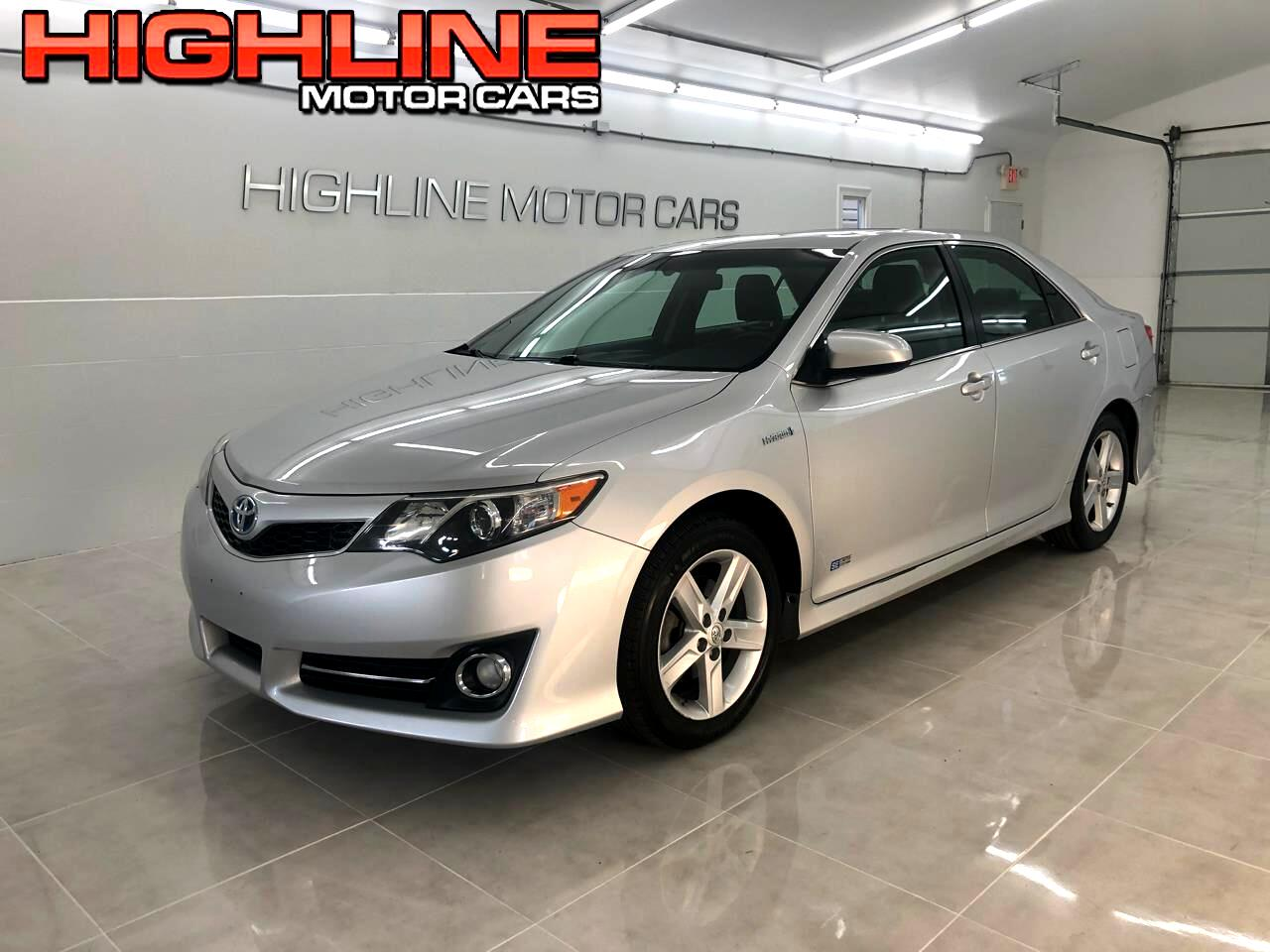 2014 Toyota Camry Hybrid 2014.5 4dr Sdn SE Limited Edition (Natl)