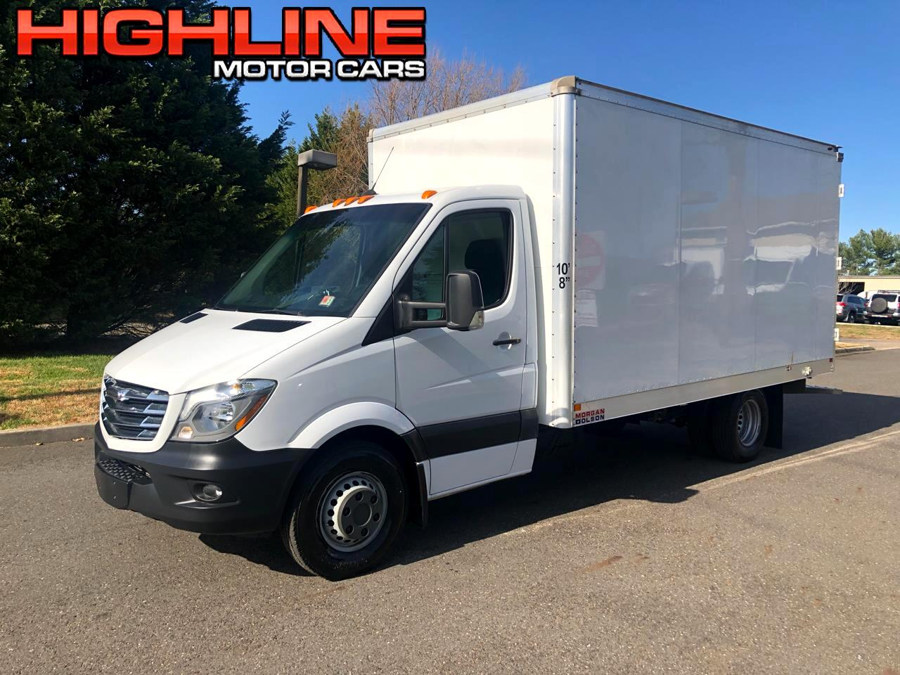 2015 Mercedes-Benz Sprinter Chassis-Cabs