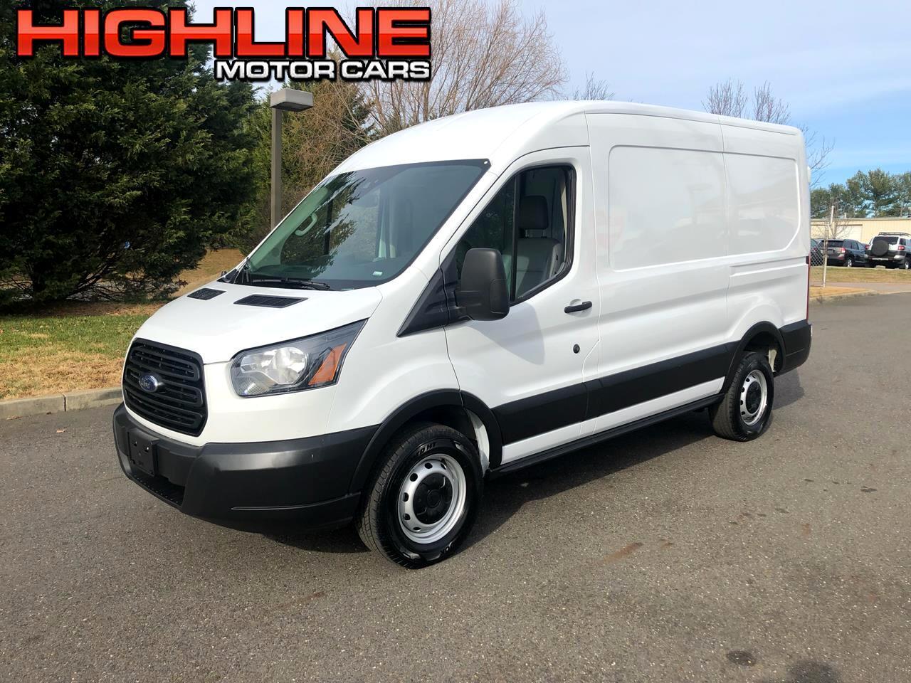 "2019 Ford Transit Van T-250 130"" Med Rf 9000 GVWR Sliding RH Dr"