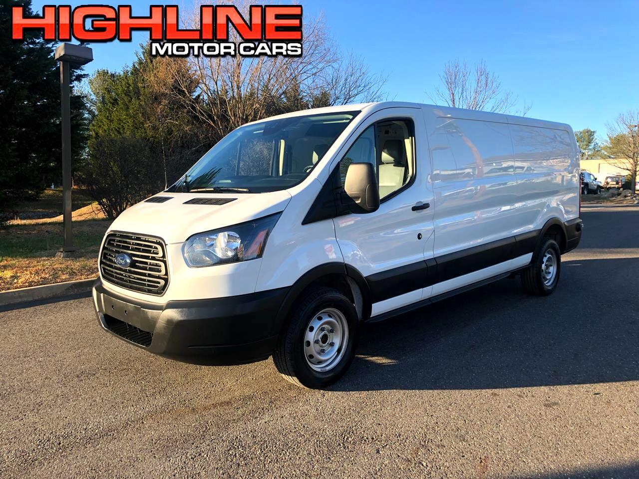 "2019 Ford Transit Van T-250 148"" Low Rf 9000 GVWR Swing-Out RH Dr"