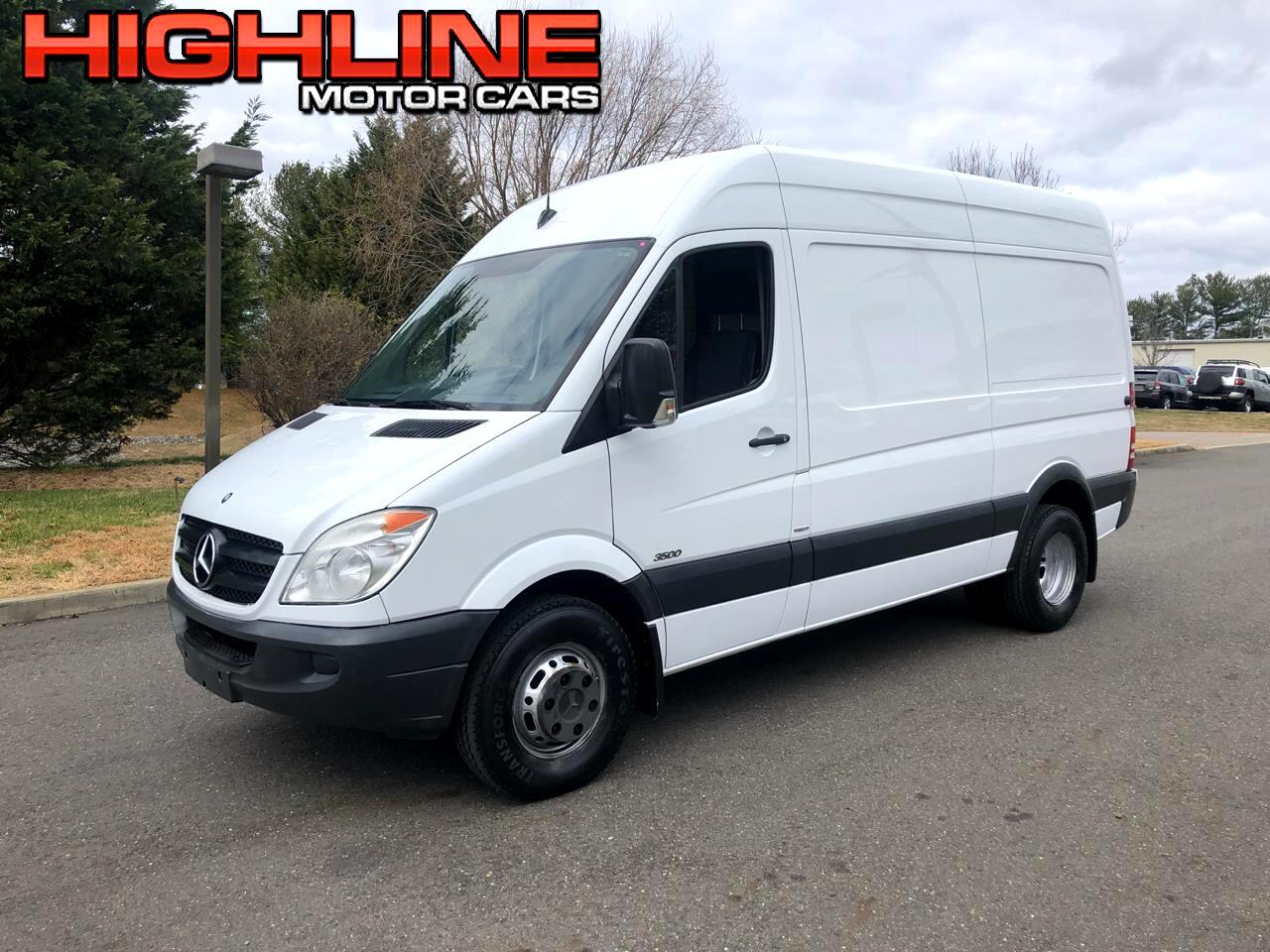 2011 Mercedes-Benz Sprinter Cargo Vans 3500 144""