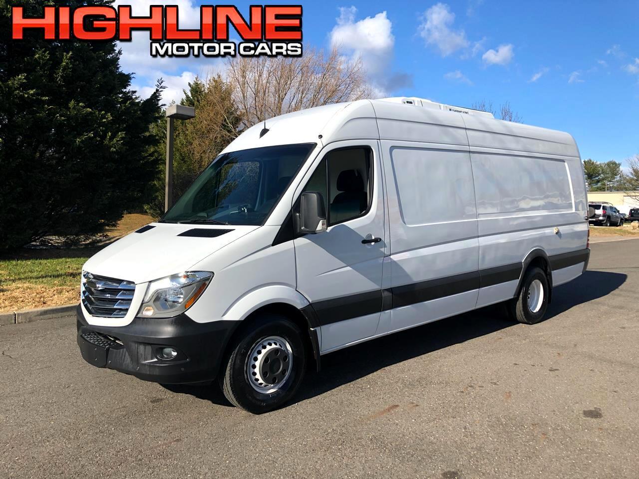 "2016 Freightliner Sprinter Cargo Vans RWD 3500 170"""