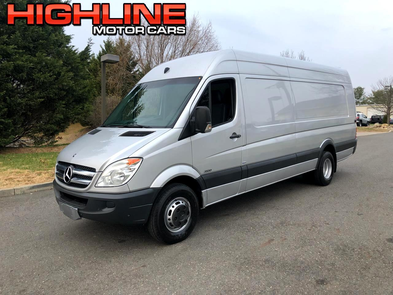 "2011 Mercedes-Benz Sprinter Cargo Vans 3500 170"" EXT"