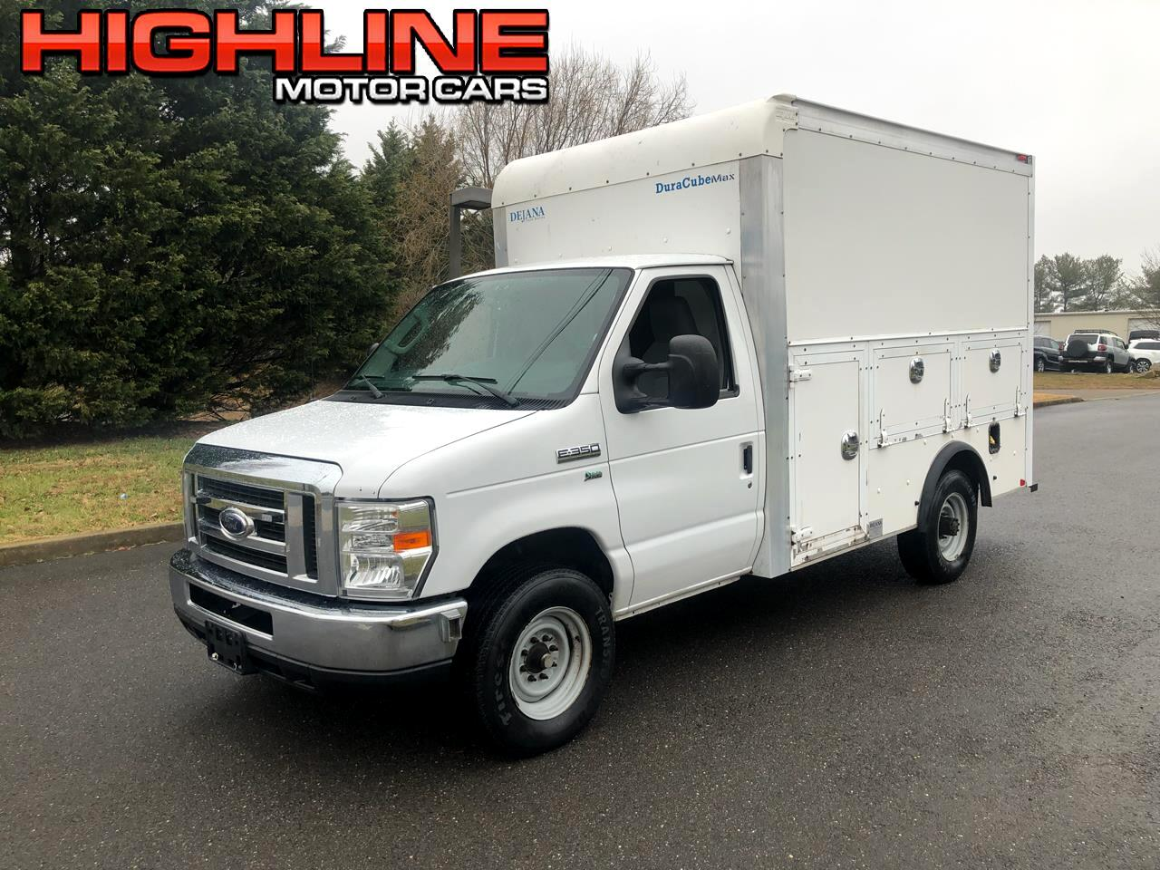 2012 Ford Econoline Commercial Cutaway E-350 Super Duty