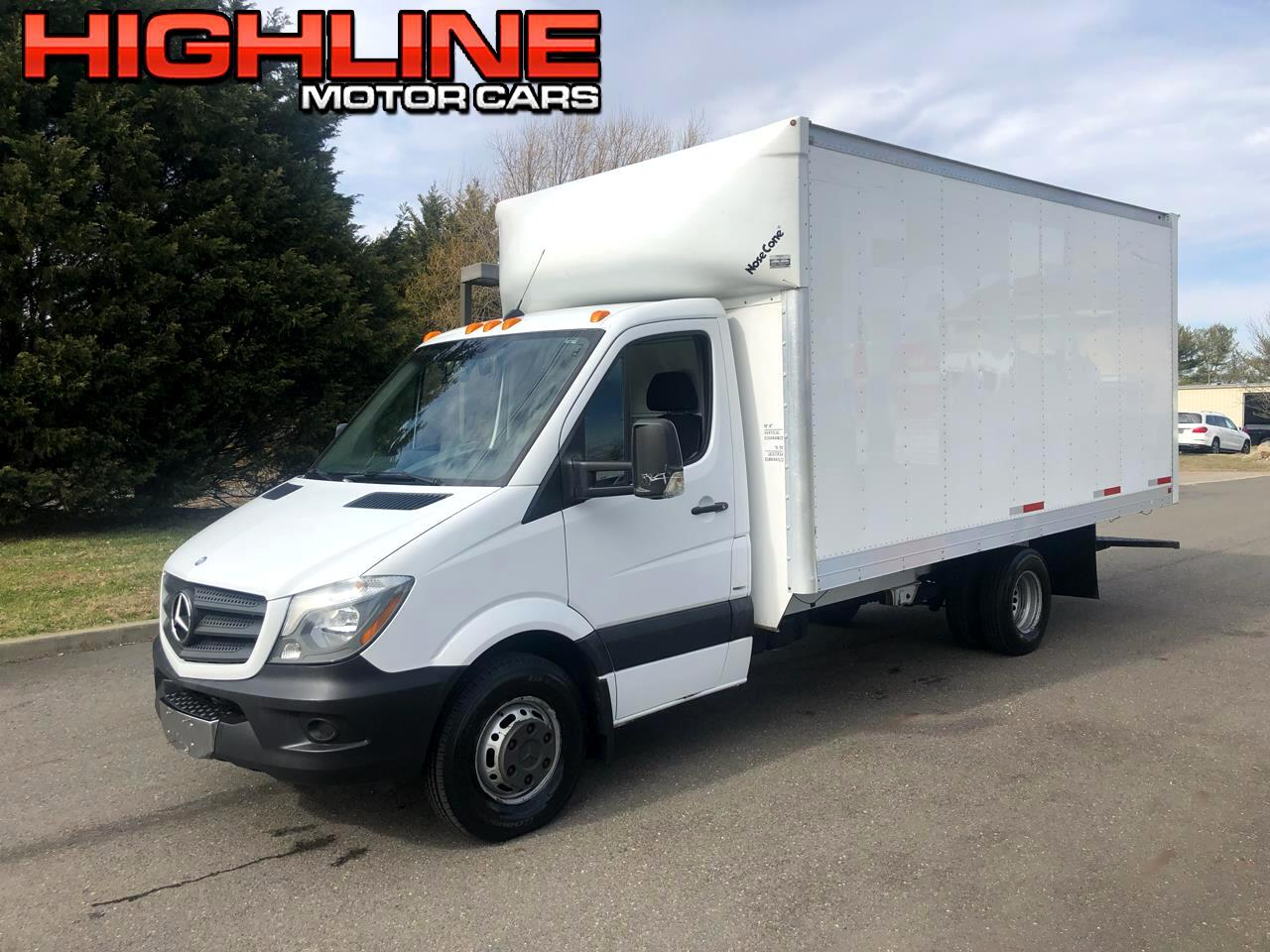"Mercedes-Benz Sprinter Chassis-Cabs 2WD Reg Cab 170"" WB 2014"