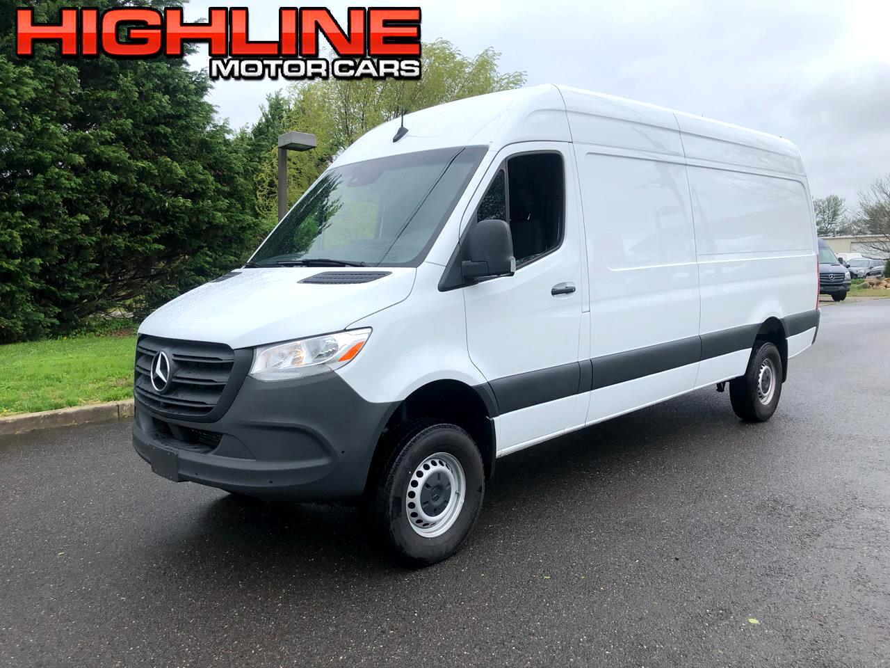 Mercedes-Benz Sprinter 2500 High Roof 170-in. WB 2019