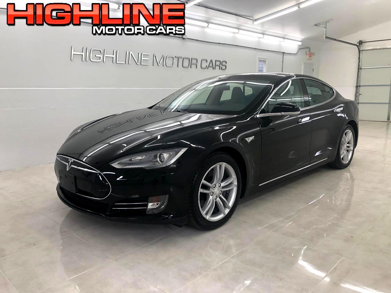 Tesla Model S 4dr Sdn 2013