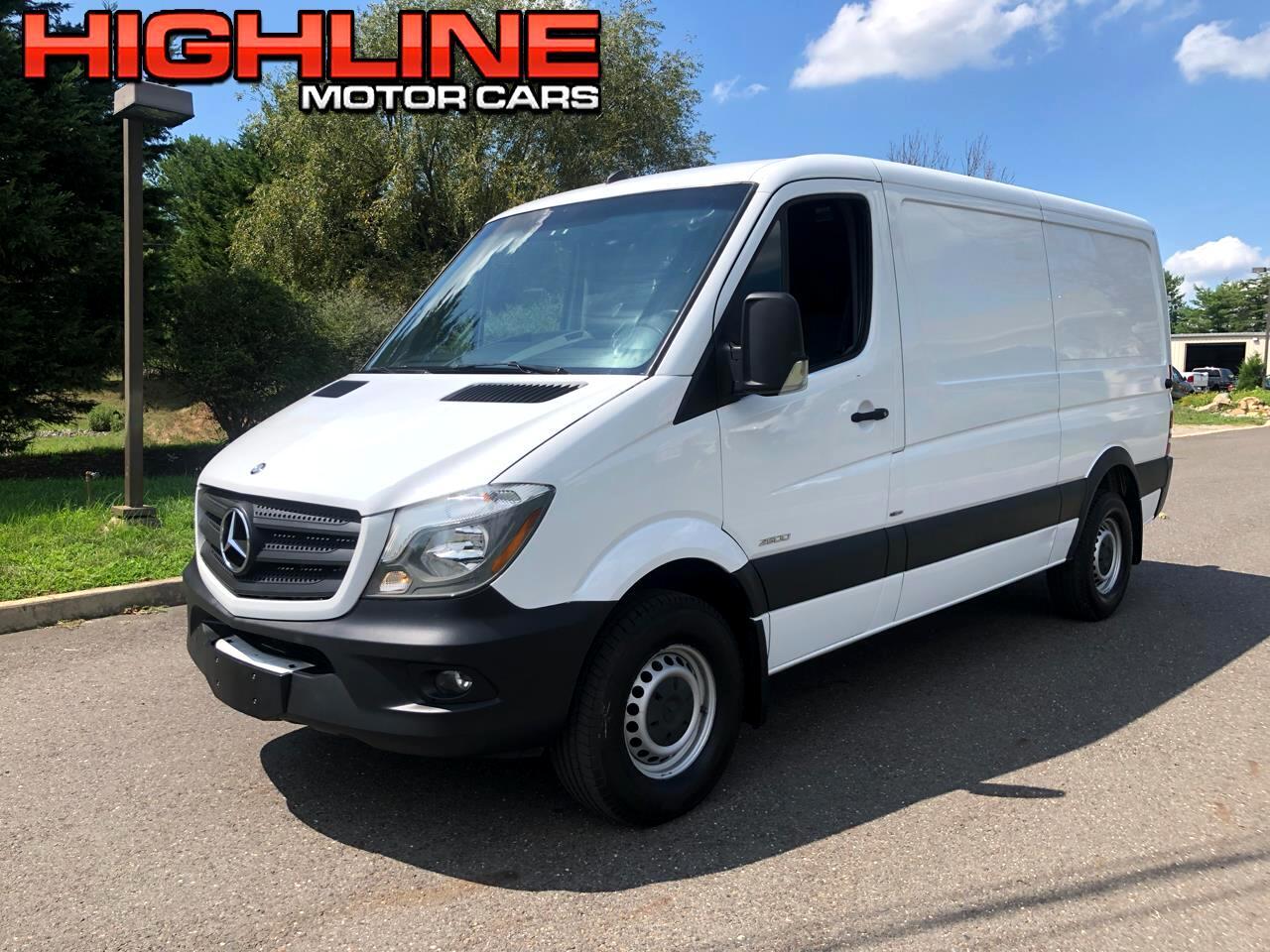 "Mercedes-Benz Sprinter Cargo Vans RWD 2500 144"" 2015"