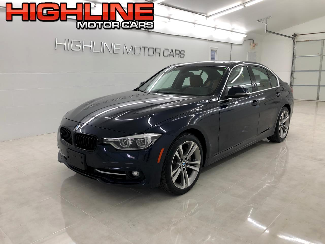 BMW 3 Series 4dr Sdn 340i xDrive AWD South Africa 2016