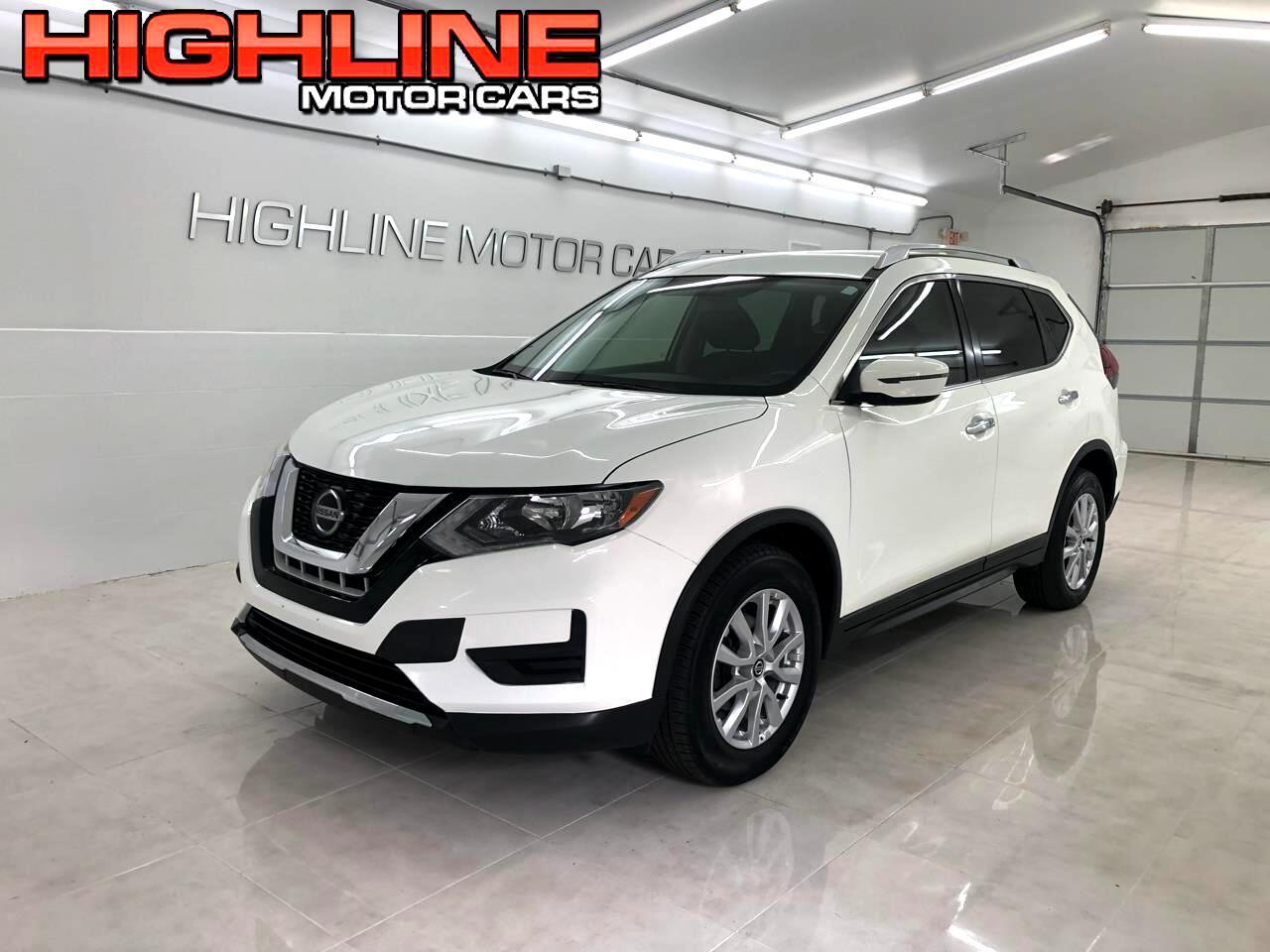 Nissan Rogue FWD SV 2018