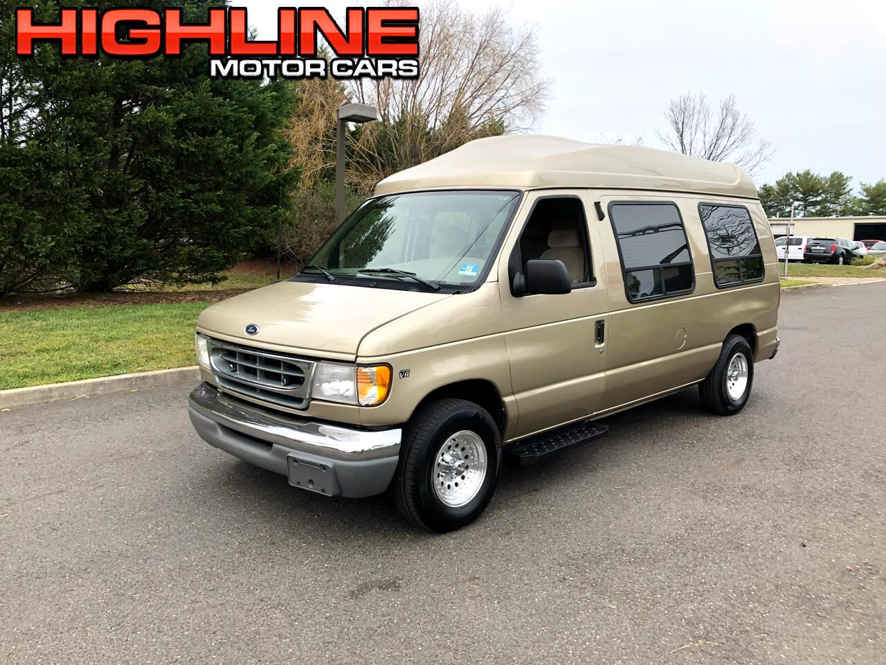 Ford Econoline Cargo Van E-150 Recreational 2000
