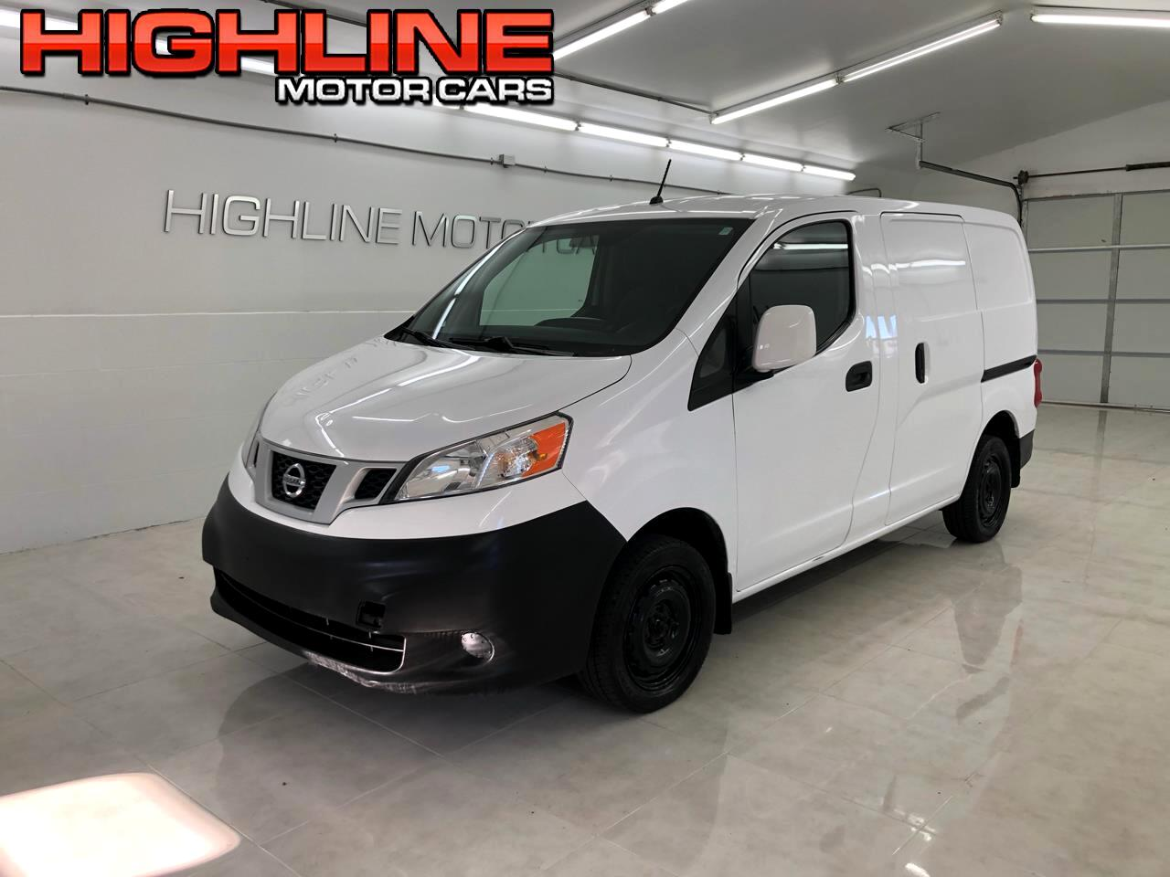 Nissan NV200 Compact Cargo I4 S 2018