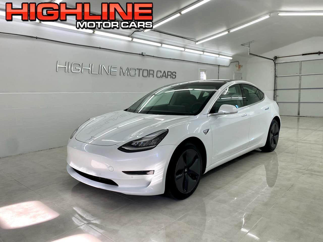 Tesla Model 3 Long Range AWD 2020