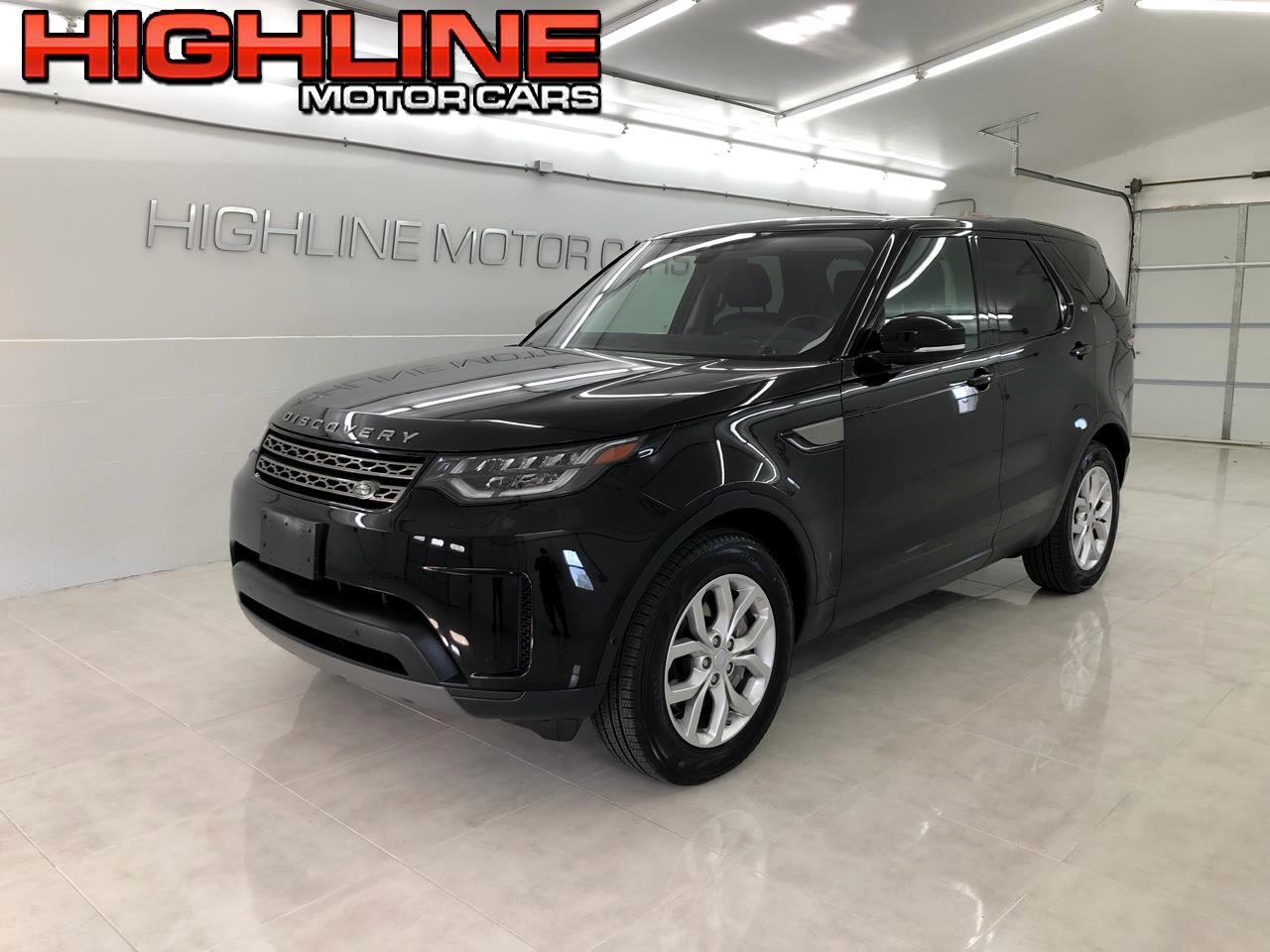 Land Rover Discovery SE V6 Supercharged 2019