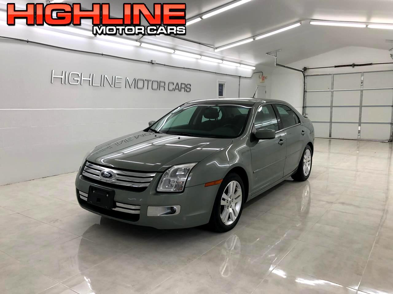 Ford Fusion 4dr Sdn V6 SEL AWD 2009