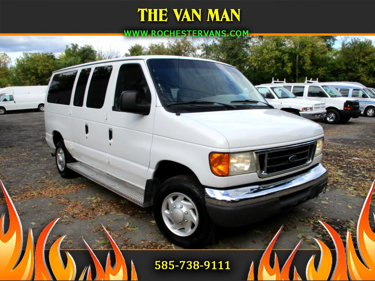 Ford Econoline E-350 XL Super Duty 2007