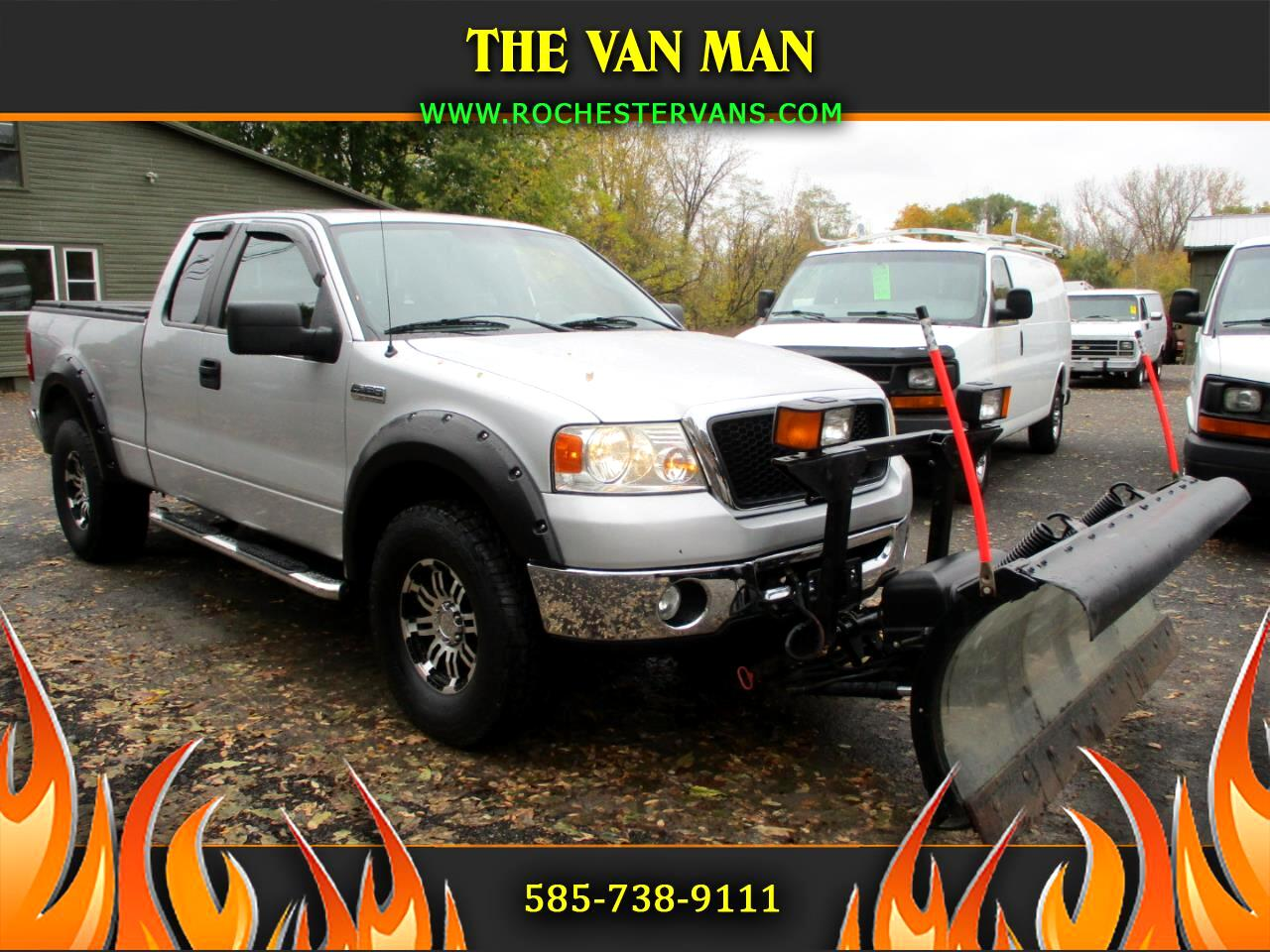 Ford F-150 XLT SuperCab Long Box 4WD 2007