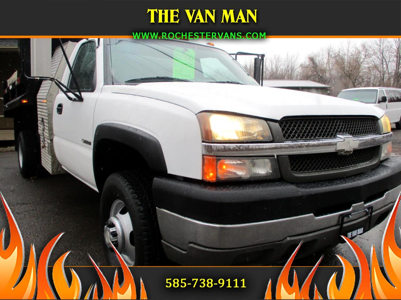 Chevrolet Silverado 3500 Regular Cab 2WD 2003