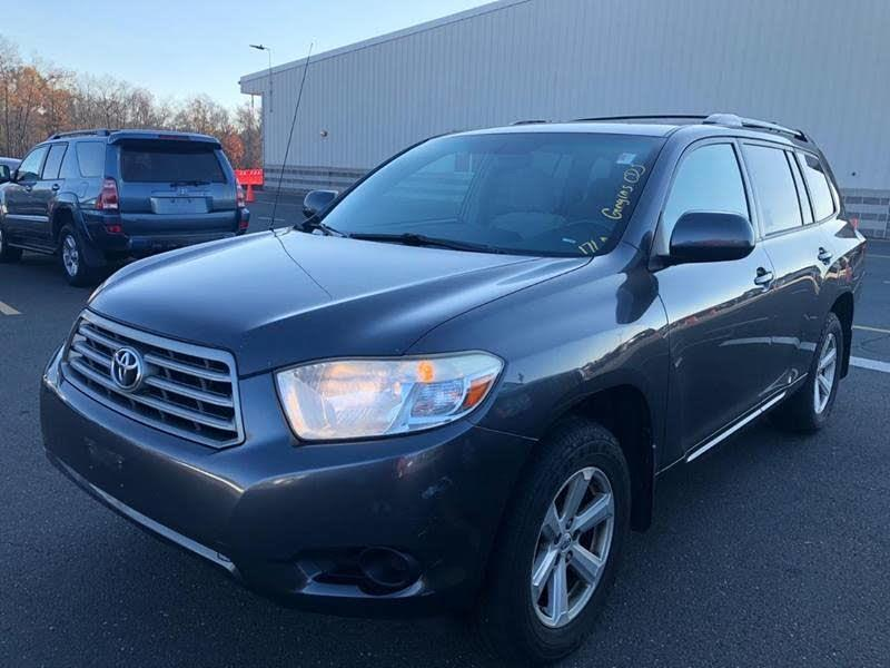 Toyota Highlander Base 4WD 2008