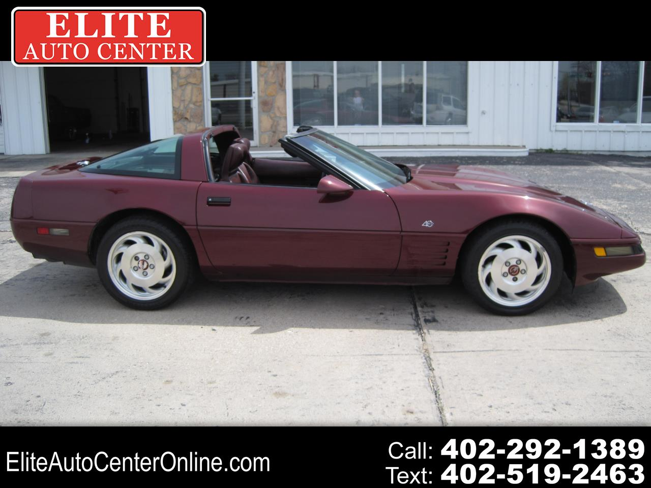 Chevrolet Corvette Coupe 1993