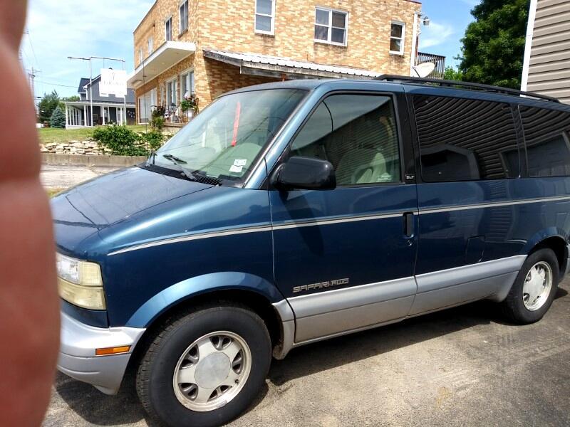 GMC Safari SLX AWD 1998