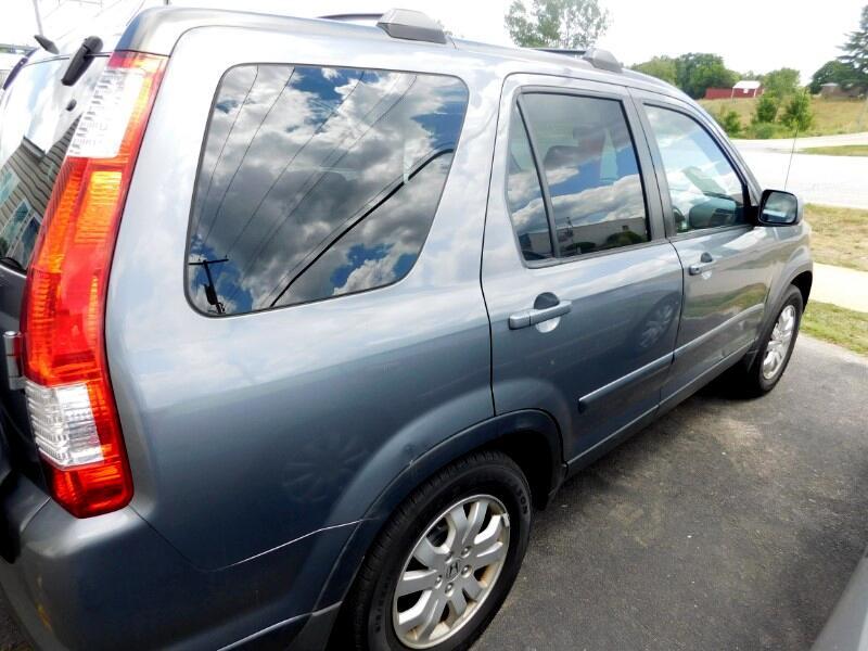 Honda CR-V SE 4WD AT 2006