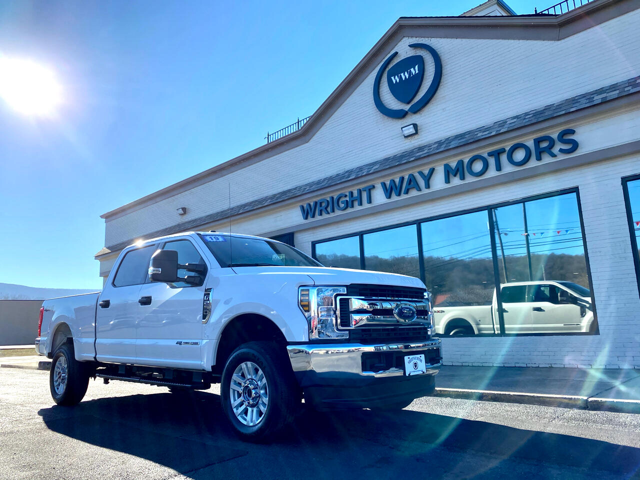 Ford F-250 SD XLT Crew Cab Short Bed 4WD 2019