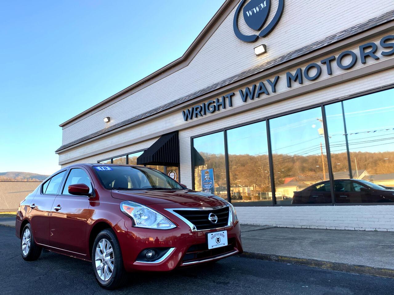 Nissan Versa 1.6 SV Sedan 2018