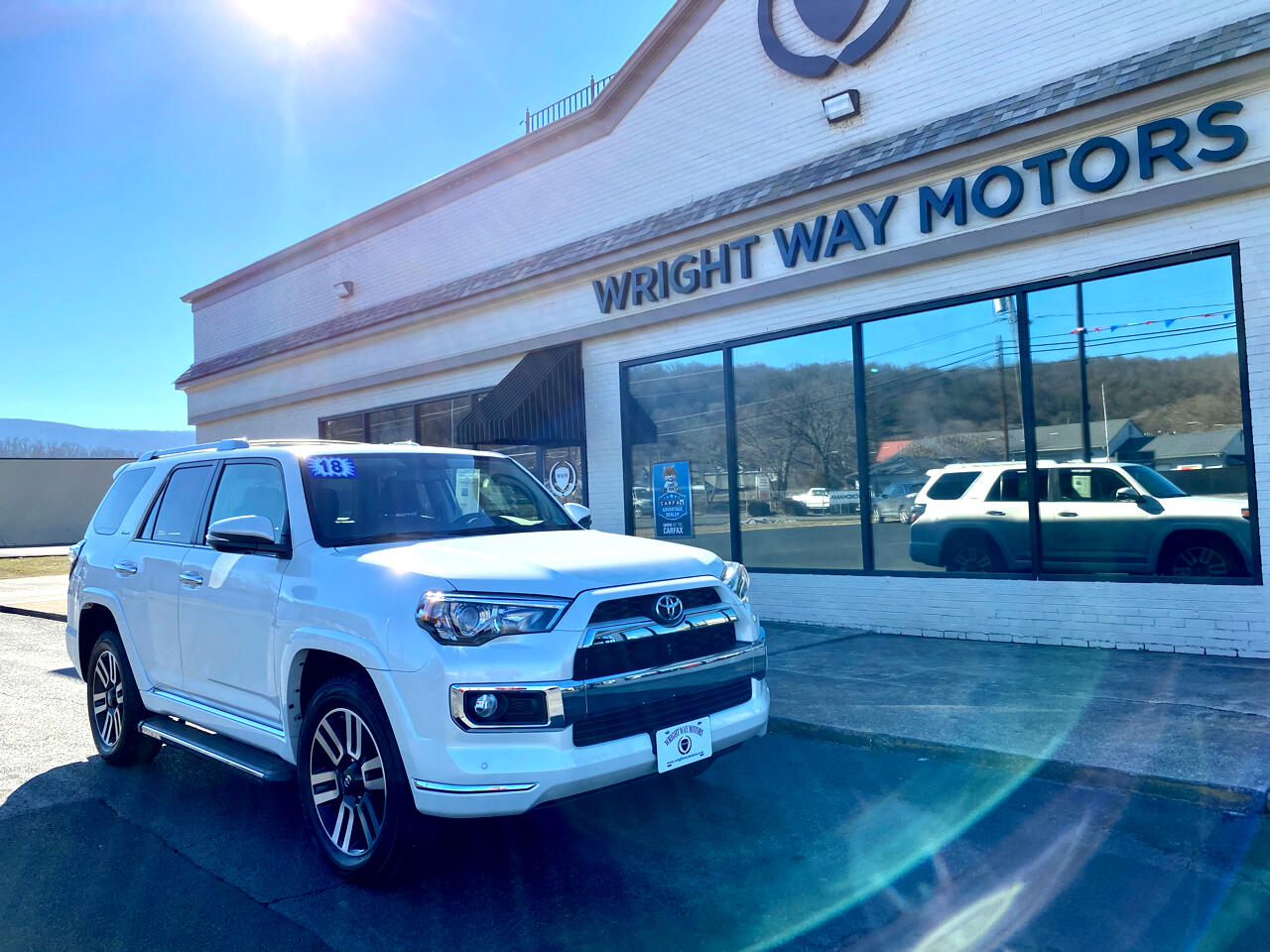 Toyota 4Runner 4dr Auto 4WD Limited 3.4L 2018