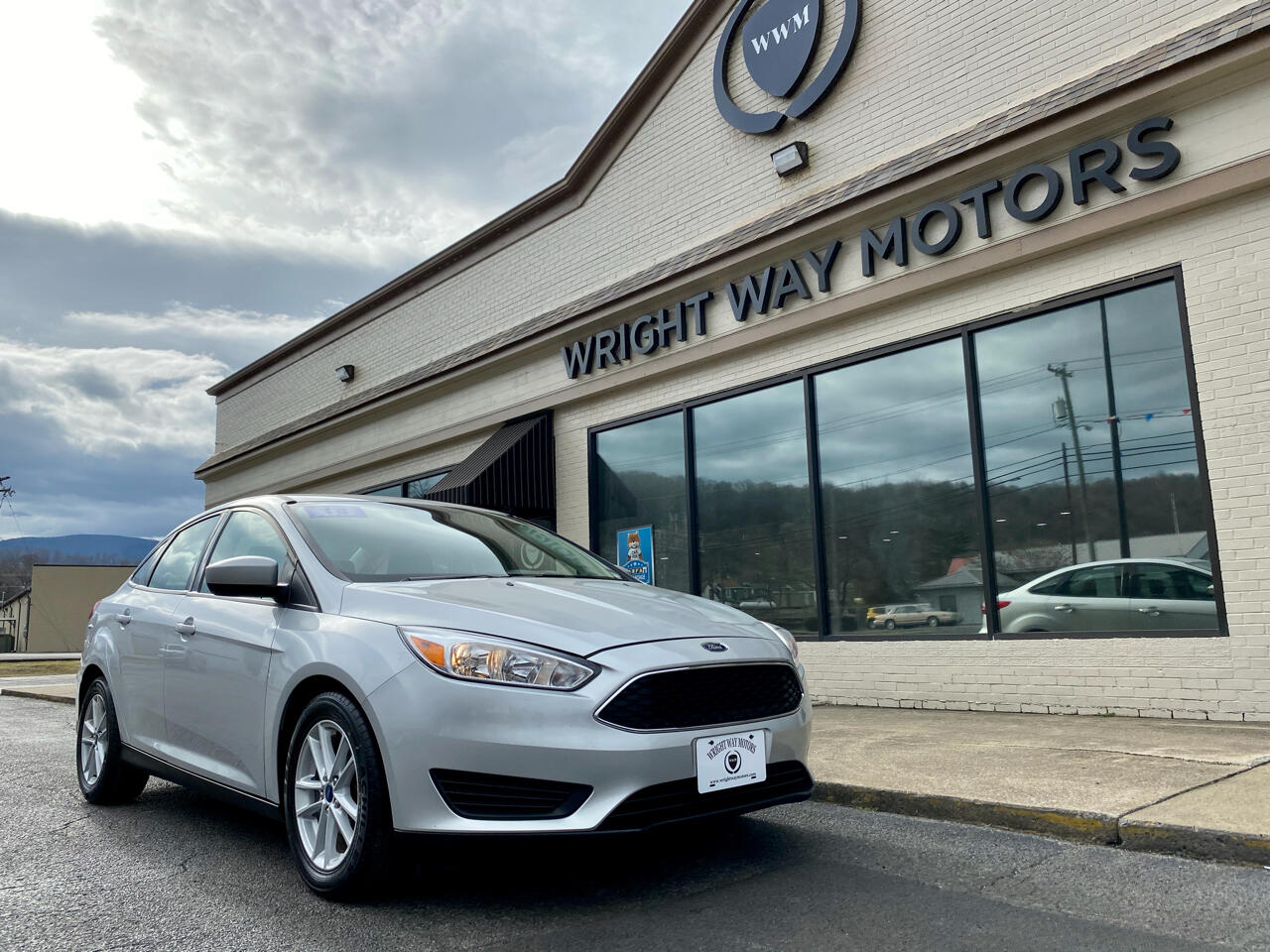 Ford Focus 4dr Sdn SE 2018