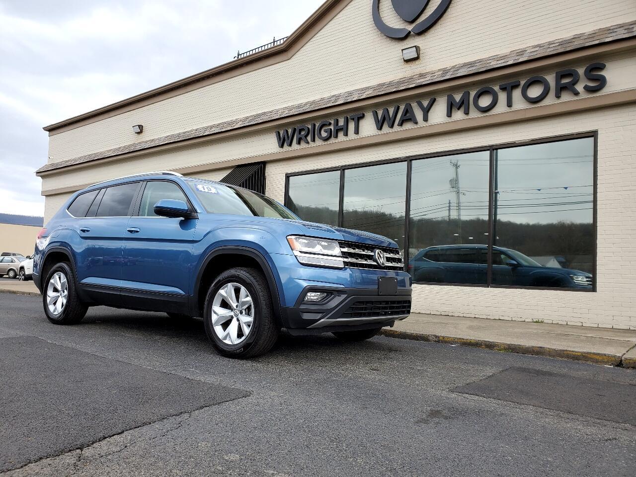 Volkswagen Atlas V6 SE w/Technology AWD 2019