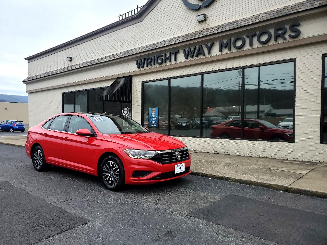 Volkswagen Jetta 1.4T S 8A 2019