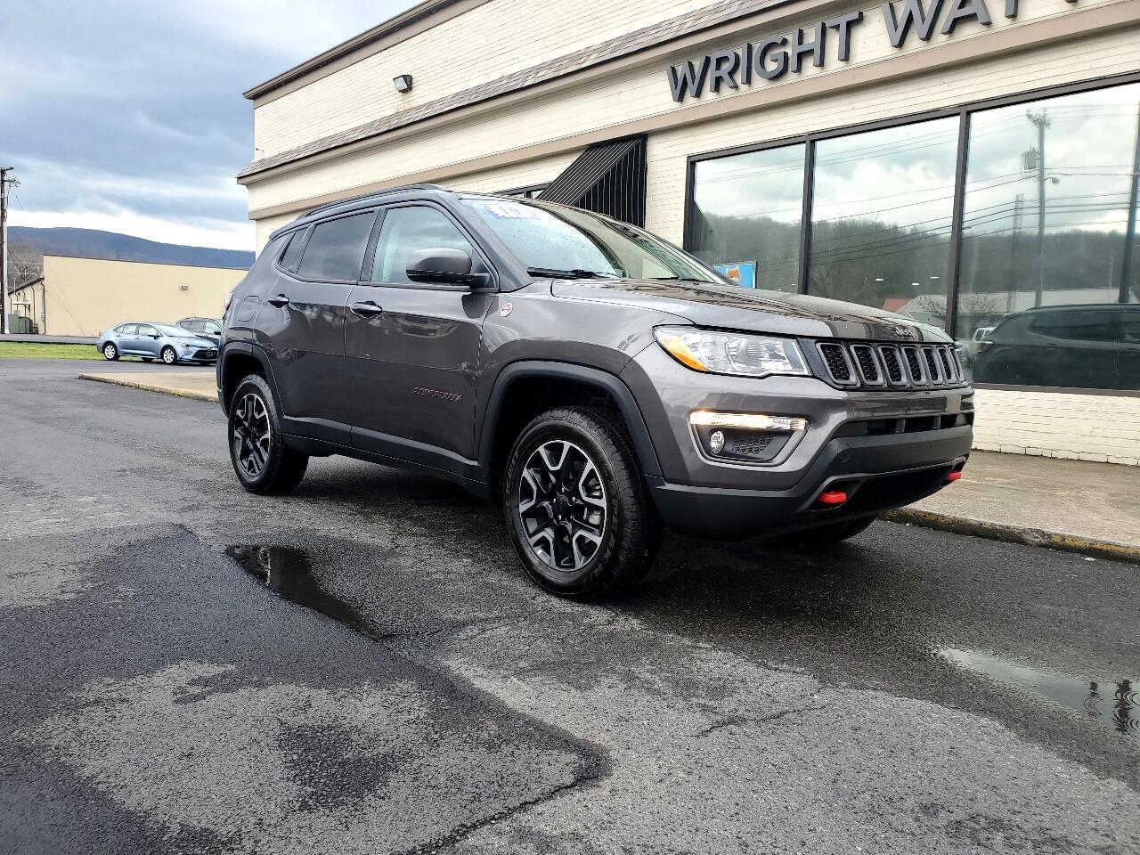Jeep Compass Trailhawk 4WD 2019