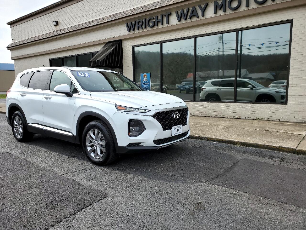 Hyundai Santa Fe SE 2.4 AWD 2019