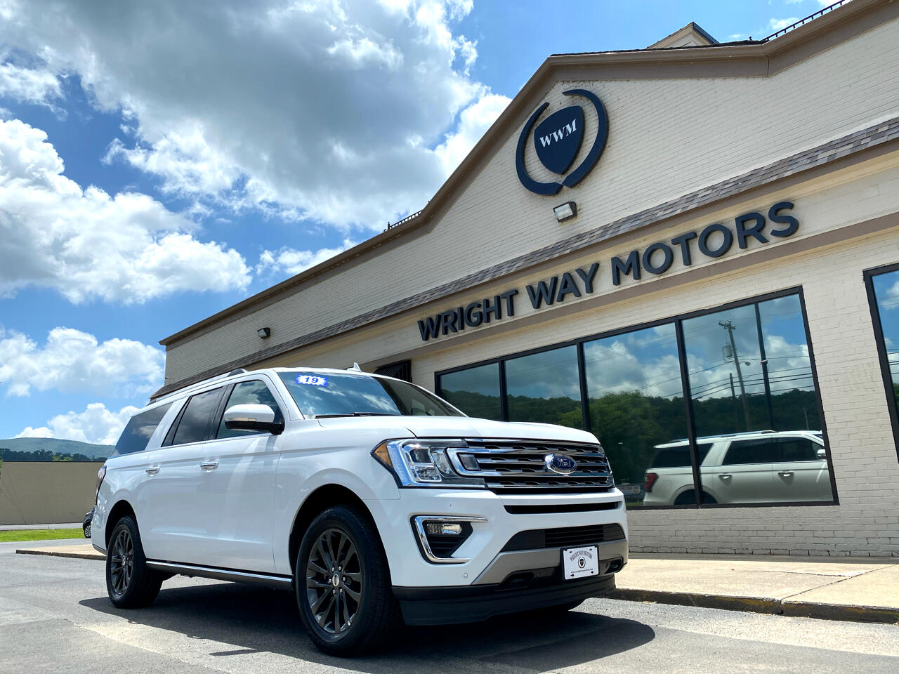 Ford Expedition MAX Limited 4WD 2019