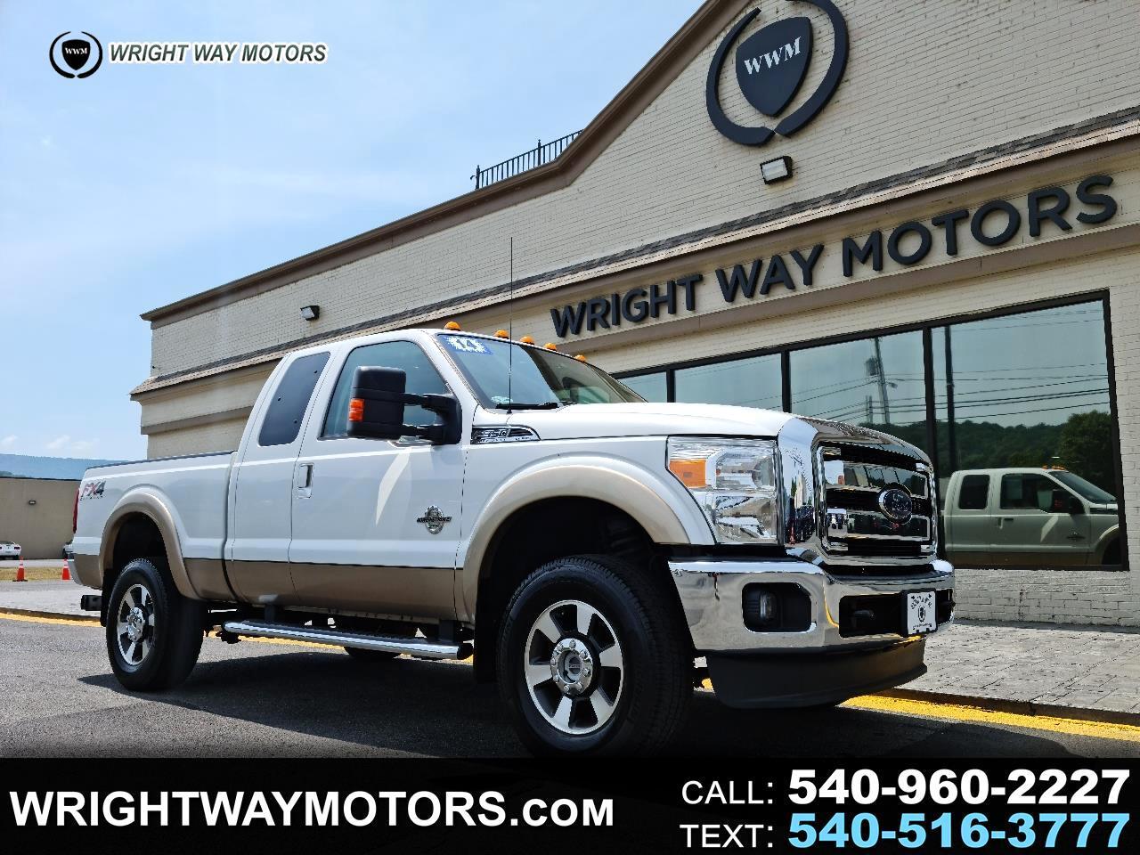 Ford F-350 SD Lariat SuperCab 4WD 2014