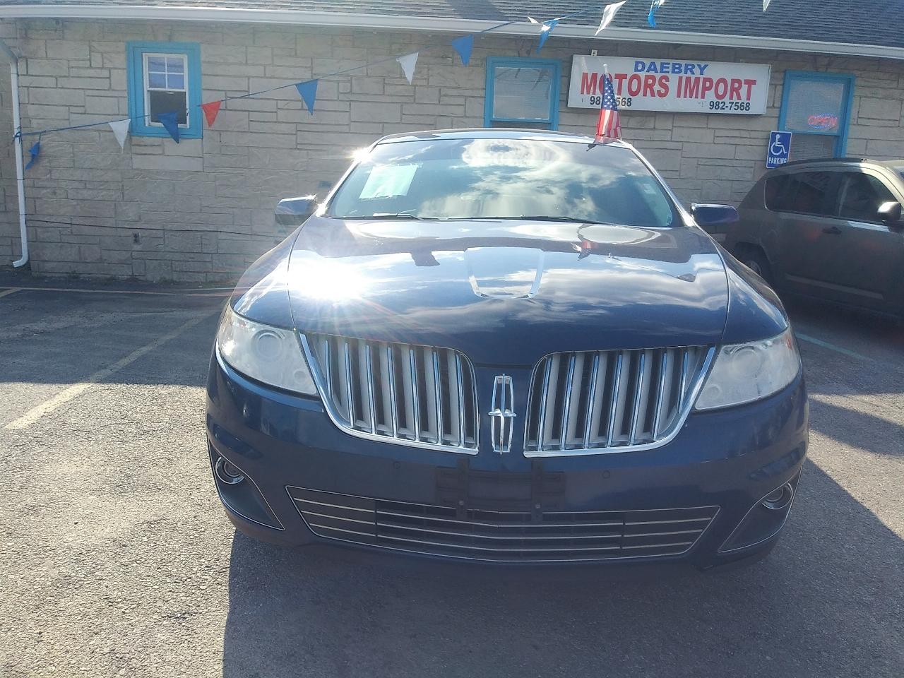 Lincoln MKS 3.7L AWD 2012