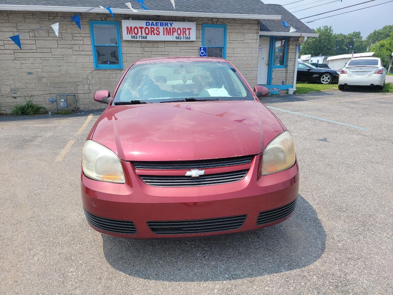 Chevrolet Cobalt LT2 Sedan 2007