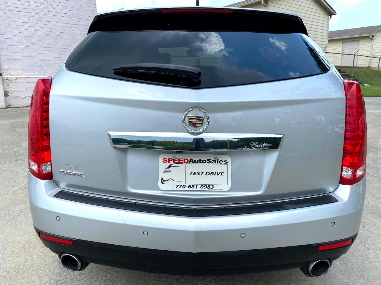 Used 2010 Cadillac SRX FWD 4dr Luxury Collection for Sale ...