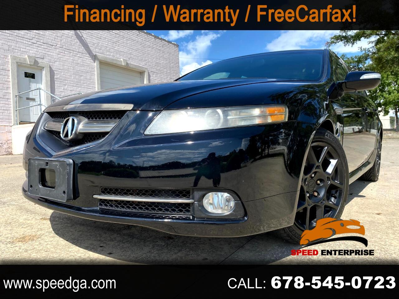 Acura TL 4dr Sdn AT Type-S 2007
