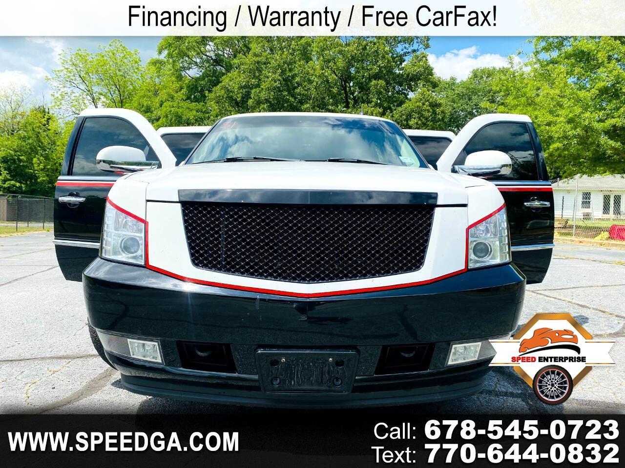 Cadillac Escalade AWD 2007
