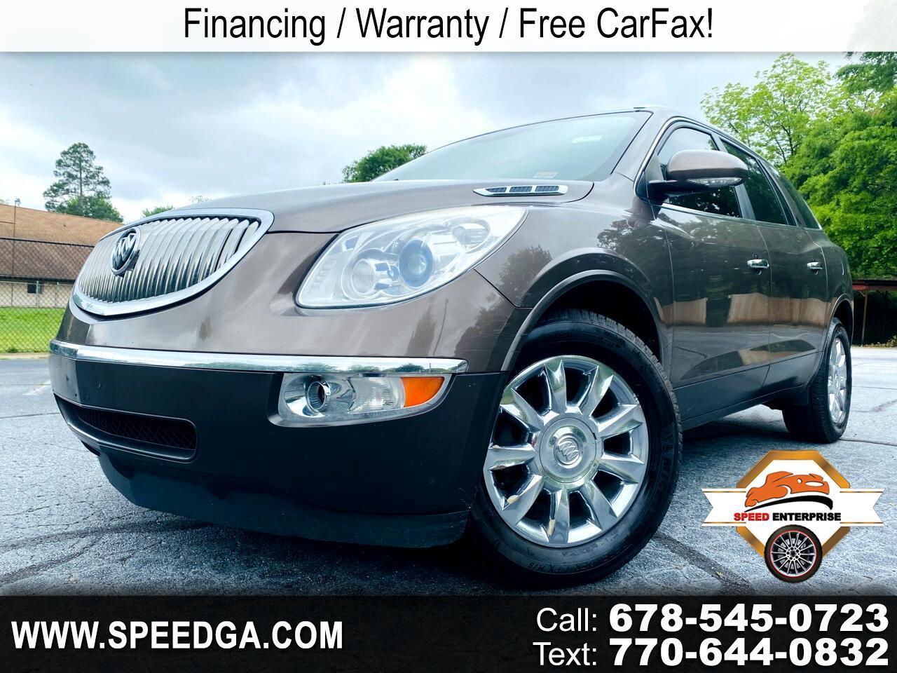 Buick Enclave CXL-1 FWD 2011