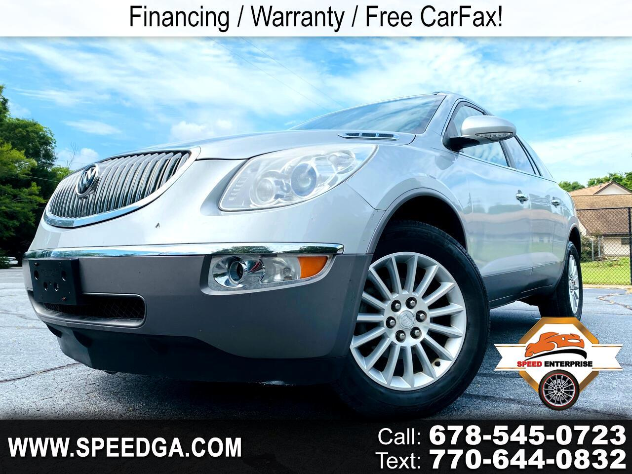 Buick Enclave CX FWD 2010