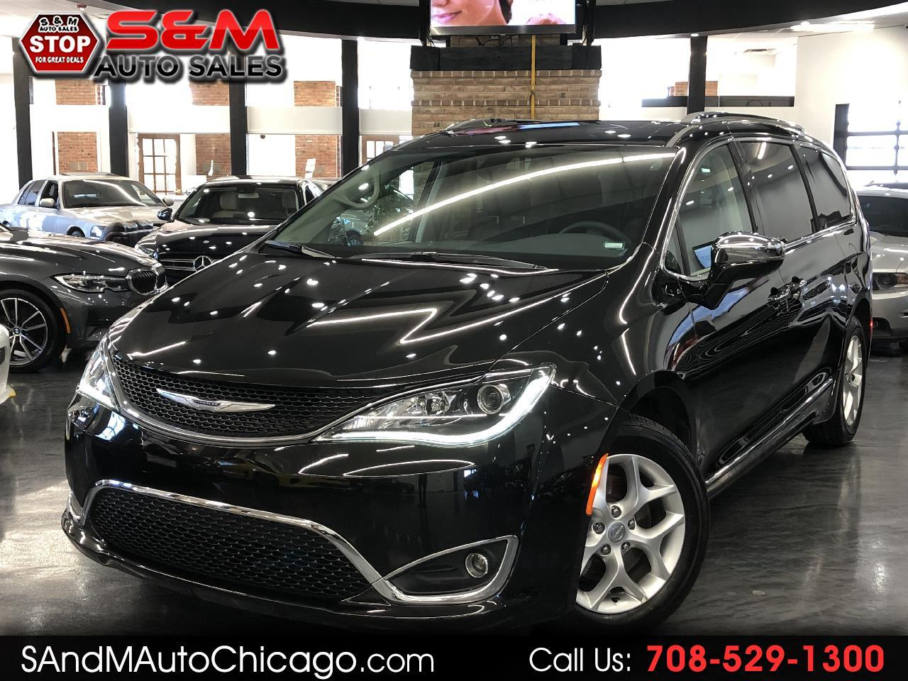 Used Chrysler Pacifica Chicago Il