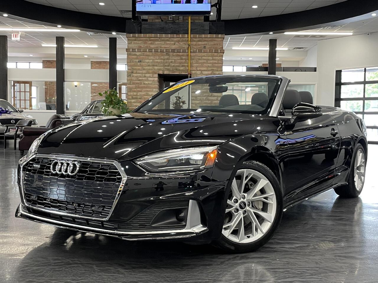 Audi A5 Cabriolet Premium 45 TFSI quattro 2021